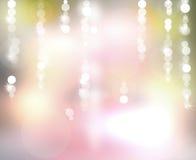 Burbujas de jabón del fondo Imagen de archivo libre de regalías