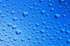 Burbujas del agua Fotografía de archivo libre de regalías