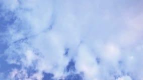 Burbujas en el cielo almacen de video