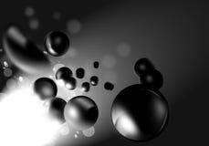 Burbujas ideales Imagen de archivo