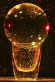Burbujas misteriosas Imagen de archivo libre de regalías