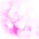 Burbujas rosadas Imagenes de archivo