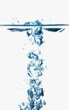 Burbujas subacuáticas Imagen de archivo libre de regalías