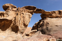 Burdah Rock Bridge Stock Photo