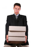 Burden Stock Image