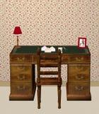 Bureau à la maison Images stock