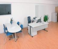 Bureau blanc Photos stock