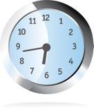 bureau classique d'horloge Photos stock