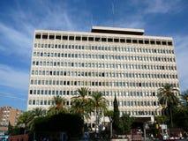 Bureau d'impôts de Malaga Images stock