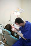 Bureau de chirurgie dentaire Photos stock