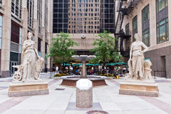 Bureau de commerce de Chicago photo libre de droits