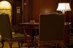 Bureau de concierge Photographie stock