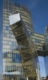 bureau de construction Photo stock
