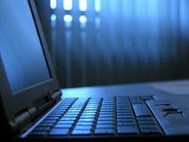 Bureau de début de la matinée Photographie stock libre de droits
