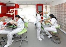 Bureau de dentiste Photographie stock libre de droits