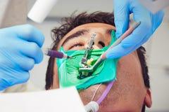 Bureau de dentiste photo stock
