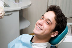 Bureau de dentiste Image libre de droits