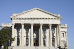 Bureau de douane à Charleston Photo libre de droits