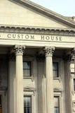 Bureau de douane photos libres de droits