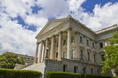Bureau de douane, Charleston Photographie stock libre de droits