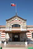 bureau de douane chilien Image libre de droits