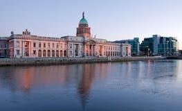 Bureau de douane de Dublin Images stock