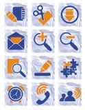 bureau de graphismes Image libre de droits