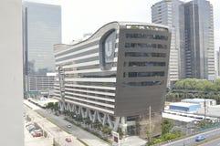 Bureau de monolevier en Thaïlande Image stock