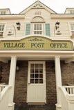 Bureau de poste images stock