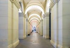 Bureau de poste général (GPO), Melbourne Photos stock