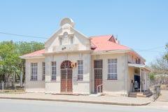 Bureau de poste historique dans Fauresmith Photos stock