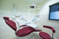 Bureau dentaire moderne images stock