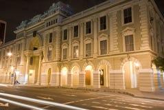 Bureau du gouvernement Guayaquil Equateur Photographie stock
