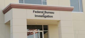 Bureau Fédéral de Recherche Photos libres de droits