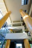 bureau intérieur de construction Photo libre de droits