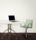 Bureau intérieur moderne Photo stock