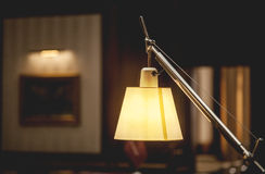 Bureau Lamp Stock Foto's