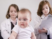 Bureau médical Photos stock