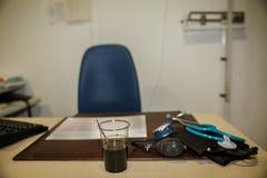 Bureau médical Photos libres de droits