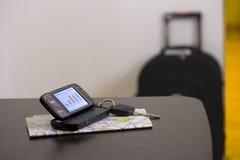 Bureau mobile images libres de droits