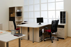 Bureau moderne Image stock