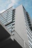 bureau moderne de construction Photographie stock libre de droits