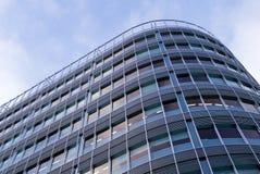 bureau moderne de construction Photo libre de droits