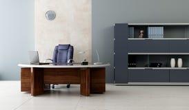 bureau moderne intérieur illustration stock