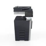 Bureau Multifunctionele Printer Stock Afbeeldingen