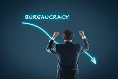 Bureaucracy reduction stock photography