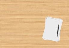 Bureaulijst met gadgets Stock Afbeelding