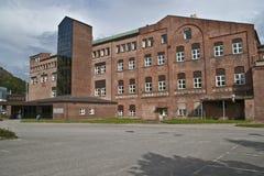 Bureaus & hoofdingang royalty-vrije stock foto's