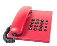 Bureautelefoon Royalty-vrije Stock Afbeeldingen