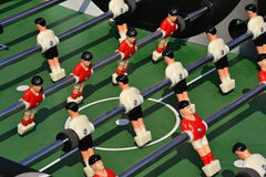 Bureauvoetbal Royalty-vrije Stock Afbeelding
